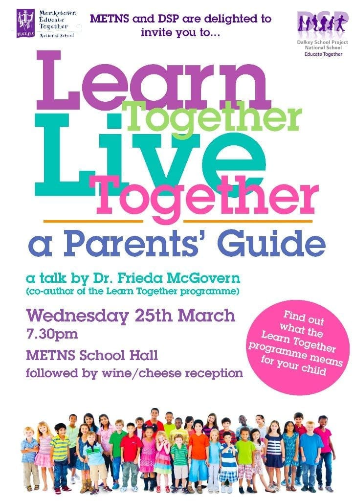 METNS parents guide to Learn Together A4 PREVIEW